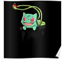 Pocket Bulbasaur Poster