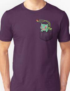 Pocket Bulbasaur T-Shirt