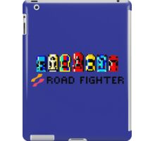 ROAD FIGHTER - 80s CLASSIC ARCADE GAME iPad Case/Skin