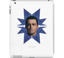 Vector Celebrities - Matt LeBlanc iPad Case/Skin