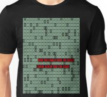 Muse The globalist code Unisex T-Shirt