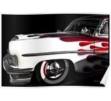 1954 Mercury Monterey Custom II Poster