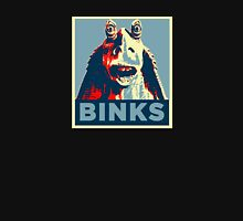 Jar Jar Binks : Hope Women's Fitted Scoop T-Shirt