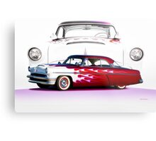 1954 Custom Mercury Monterey Metal Print