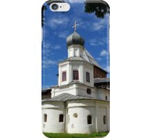 Church of in the fortress iPhone Case/Skin