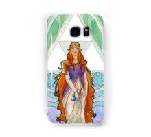 Art nouveau: Zelda Samsung Galaxy Case/Skin