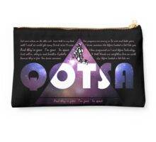 QOTSA-Walkin on the sidewalks Studio Pouch
