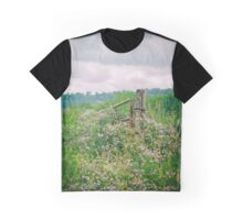 Fence Post Graphic T-Shirt