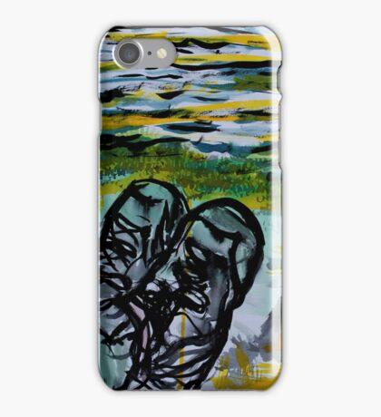 Hiker's rest iPhone Case/Skin