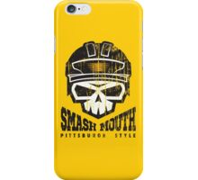 SMASH MOUTH HOCKEY (vintage) iPhone Case/Skin