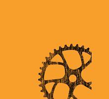 Bike Cog Unisex T-Shirt
