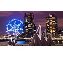 The Melbourne Star Photographic Print