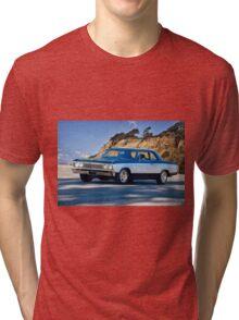 1967 Chevrolet Chevelle Coupe Tri-blend T-Shirt