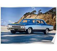 1967 Chevrolet Chevelle Coupe Poster
