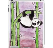 Silly Panda iPad Case/Skin