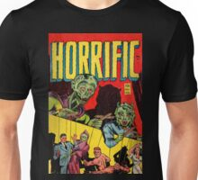 Horrific Tales cover 1 Unisex T-Shirt