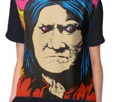 Geronimo  Chiffon Top