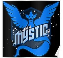 Team Mystic Spirit! Poster