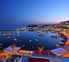 Mikrolimano & Kastella - Piraeus by Hercules Milas