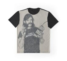 Lemmy Graphic T-Shirt