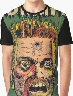 Horrific Tales dead soldier cover Graphic T-Shirt