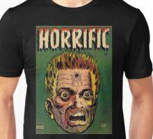 Horrific Tales dead soldier cover Unisex T-Shirt