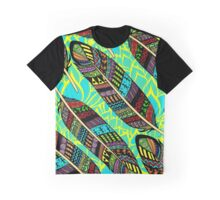 Decorative feathers Graphic T-Shirt