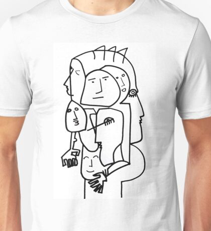 After Picasso B16 Unisex T-Shirt