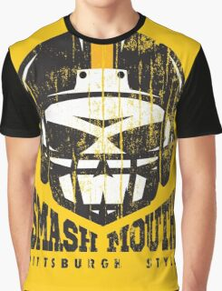 SMASH MOUTH FOOTBALL (vintage) Graphic T-Shirt
