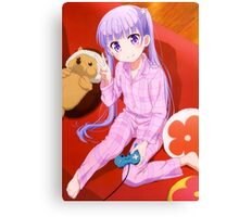 New Game! - Suzukaze Aoba 2 Canvas Print