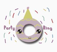 Party Ring One Piece - Short Sleeve