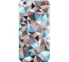 Colored triangle2 iPhone Case/Skin
