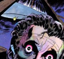 Horrific Tales comic cover Sticker