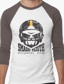 SMASH MOUTH FOOTBALL (vintage) Men's Baseball ¾ T-Shirt