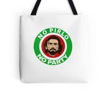 No Pirlo, No Party (Italy) Tote Bag