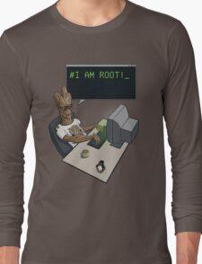 I am Root Long Sleeve T-Shirt