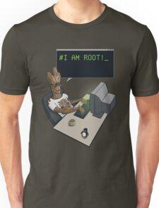 I am Root Unisex T-Shirt