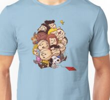 bond in kyte snoopy peanut Unisex T-Shirt