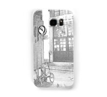 going down the alley, coming up soon Samsung Galaxy Case/Skin