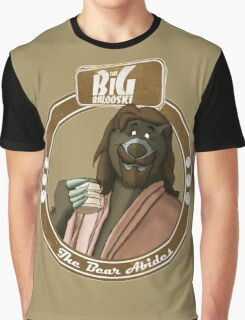 The Bear Abides Graphic T-Shirt