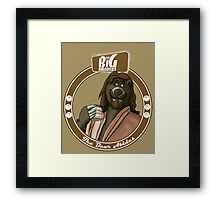 The Bear Abides Framed Print