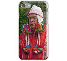 Incan Shaman iPhone Case/Skin