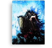 The Witcher: Eredin, the Abduction of Yennefer Canvas Print