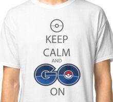 GO on Classic T-Shirt