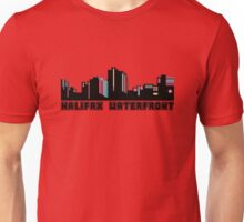 Halifax Waterfront - Nova Scotia Unisex T-Shirt