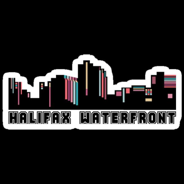 Halifax Waterfront - Nova Scotia by Caites