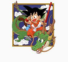 Goku and Shenron - Dragon Ball Unisex T-Shirt