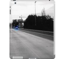 there far is a car iPad Case/Skin