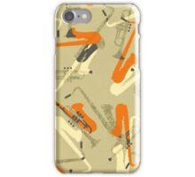 Miles & 'Trane iPhone Case/Skin