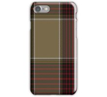 02392 Desert Fashion Tartan  iPhone Case/Skin